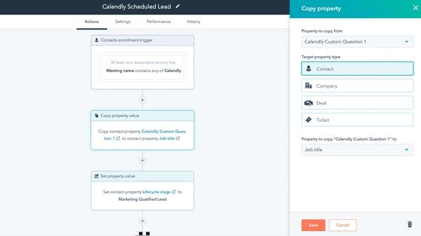 HubSpot Calendly integration