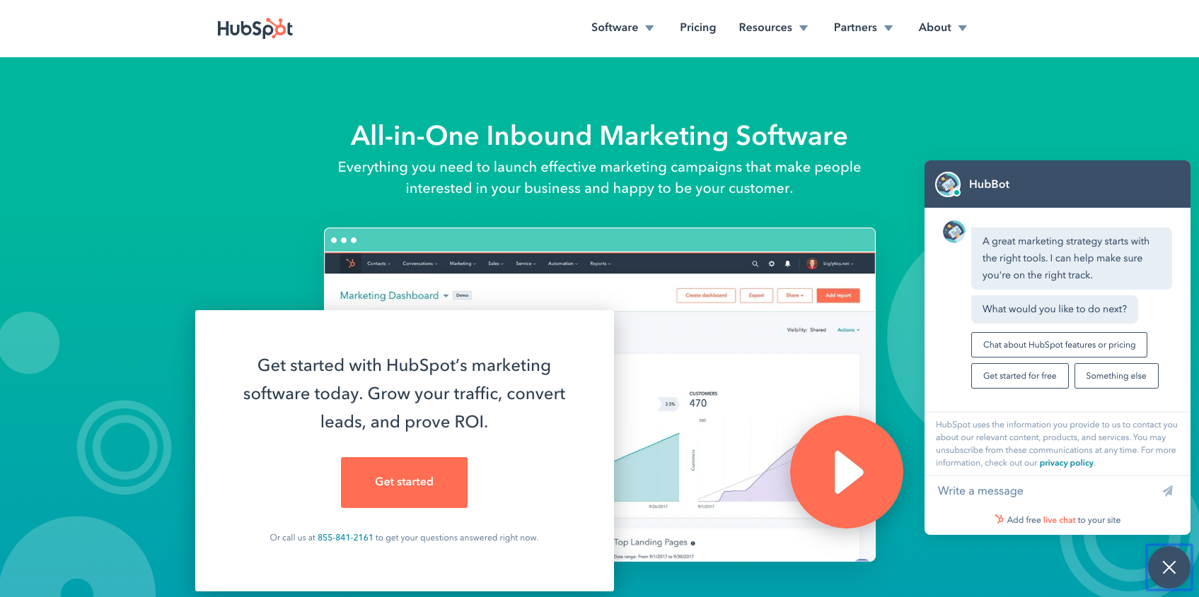 Hubspot-marketing-software