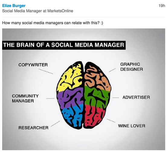 Linkedin Social Brain