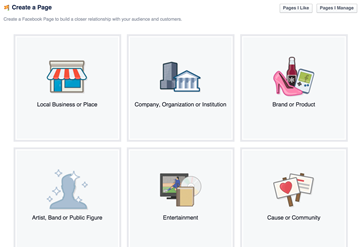 How to create a Facebook page in 5 easy steps   MO Agency