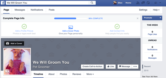 How to create a Facebook page in 5 easy steps | MO Agency