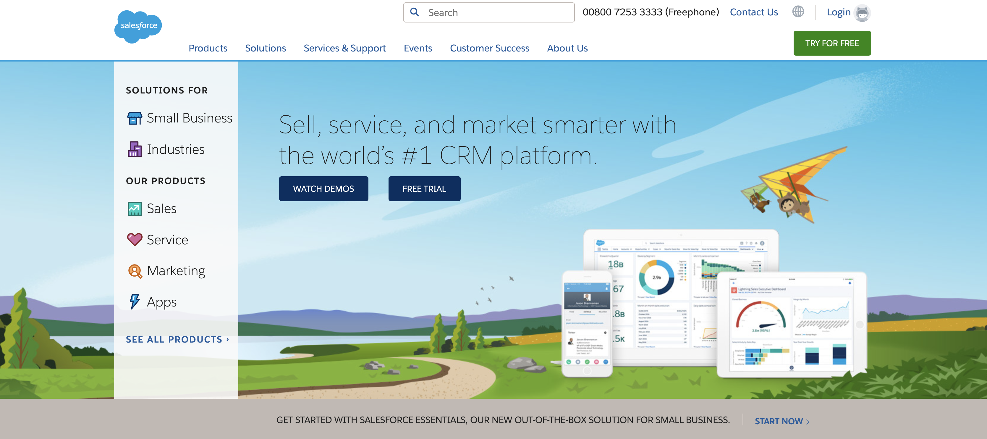 salesforce crm south africa