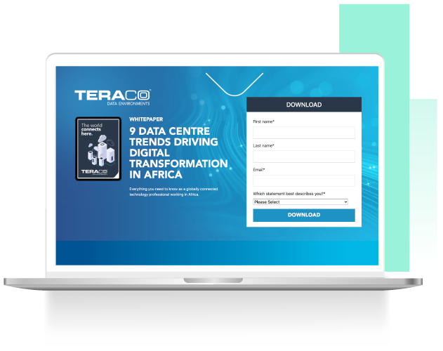 Teraco-landing-page