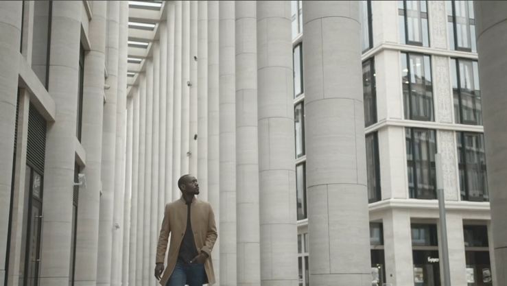Werksmans Man walking