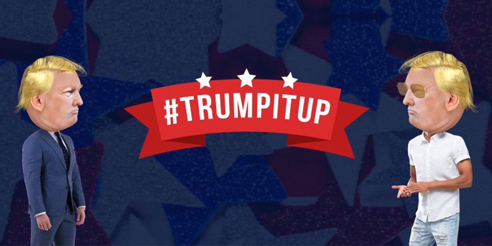 EasyEquities Trump It Up