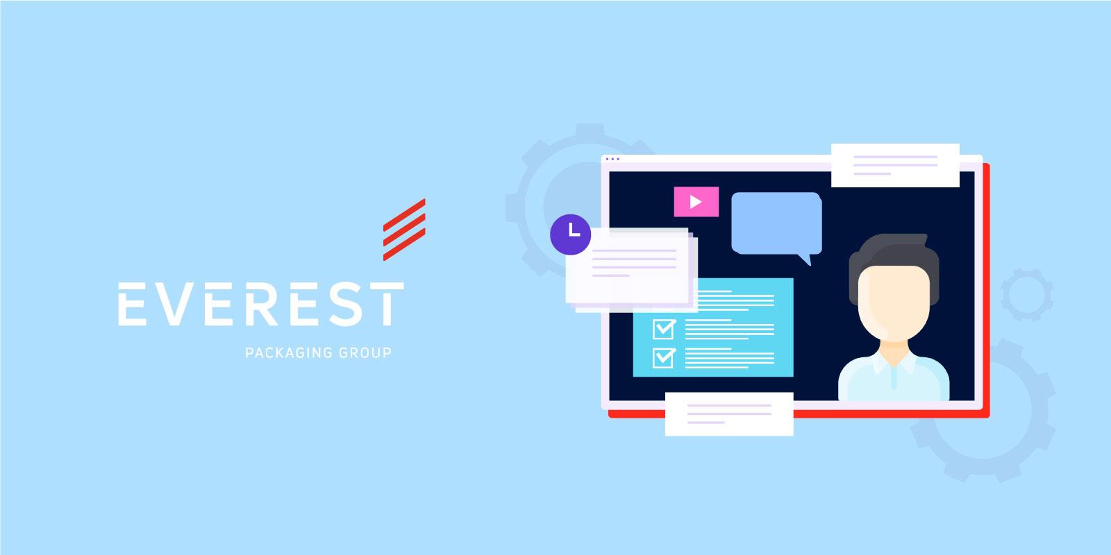 Everest Packaging HubSpot Onboarding