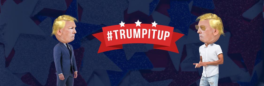 EasyEquities: Trump it up HubSpot Campaign