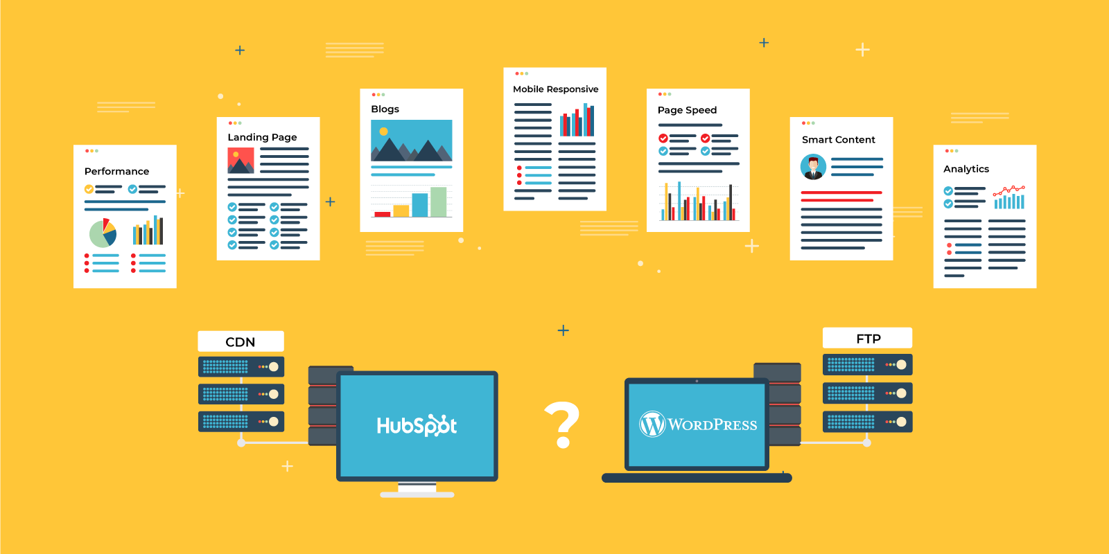 Moving from WordPress to HubSpot CMS