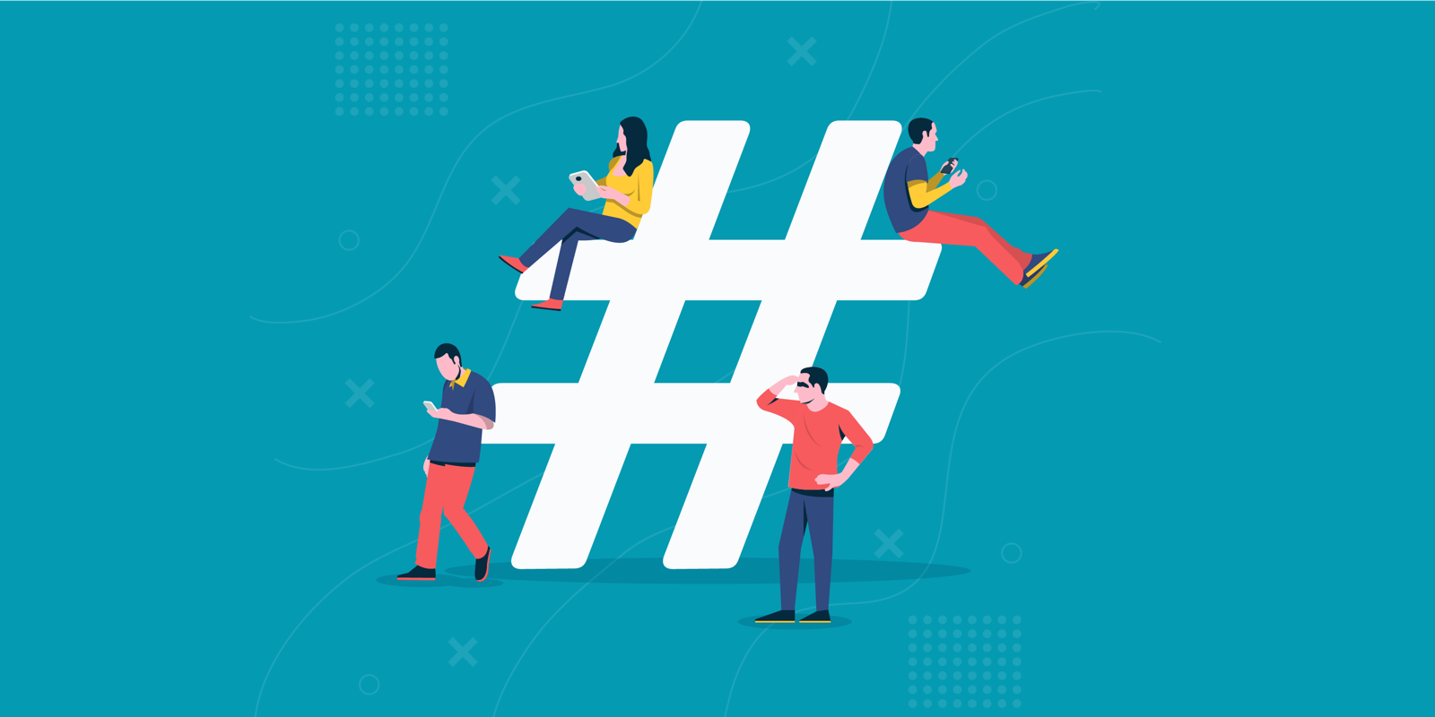 To Hashtag or Not To Hashtag